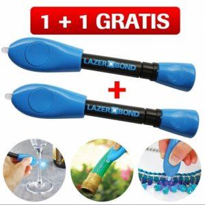 Set adeziv plastic lichid 1+1 gratis