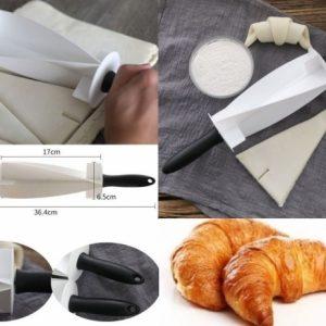 Cutit cu forma pentru taiat Croissante