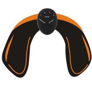 Dispozitiv tonifiere musculara pentru coapse si fese cu electrostimulare